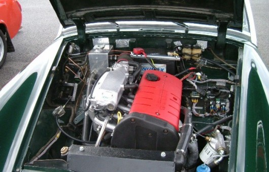 K series engine midget
