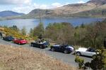 K-Series Midgets in the Lake District April 2015